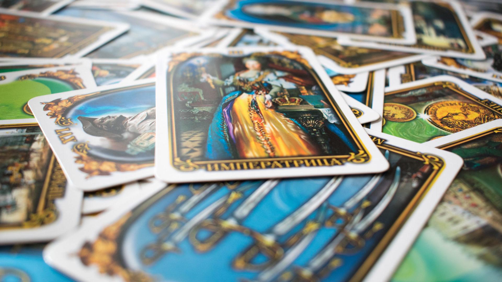 Kartenlegen Julia